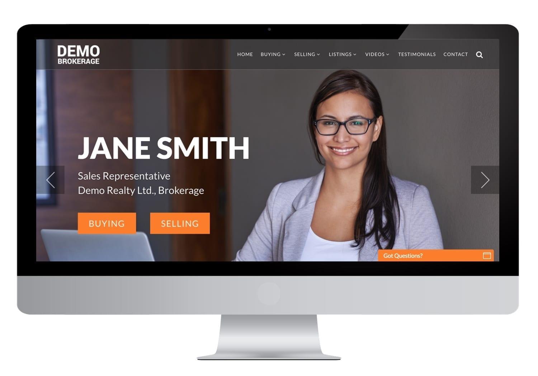 agent website version 2.0